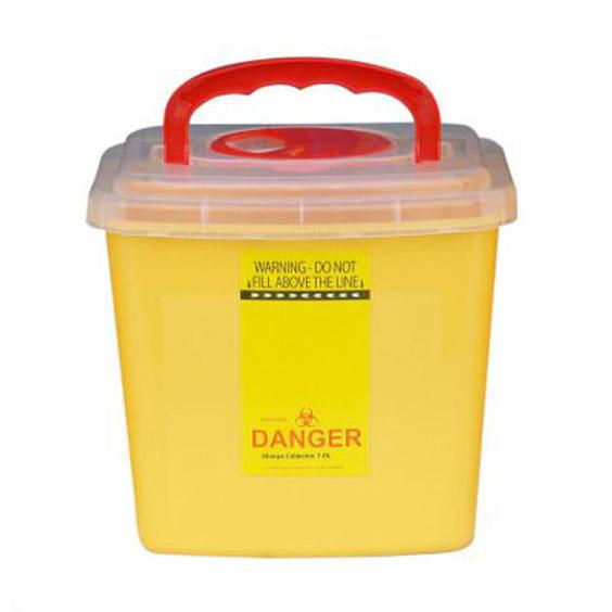Sharp Container, 7 Liter