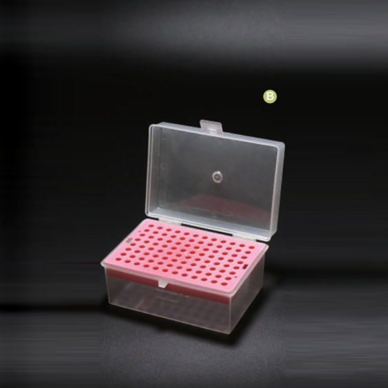 Pipette Tip Rack for Yellow Tip