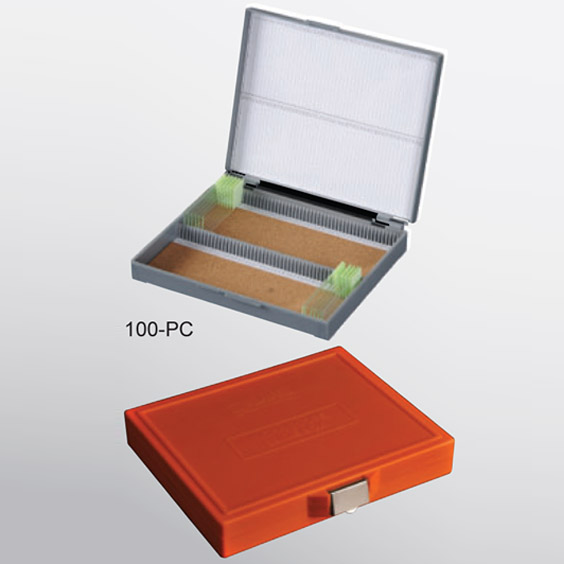 Slide Storage Box, 100 Places