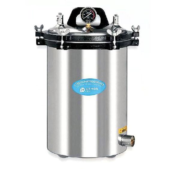 18 Liter, Autoclave Sterilizer (Dual Type)