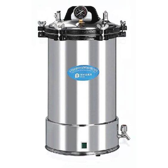 24 Liter, Autoclave Sterilizer