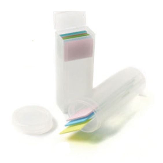 Microscope Slide Mailer, Vertical Type