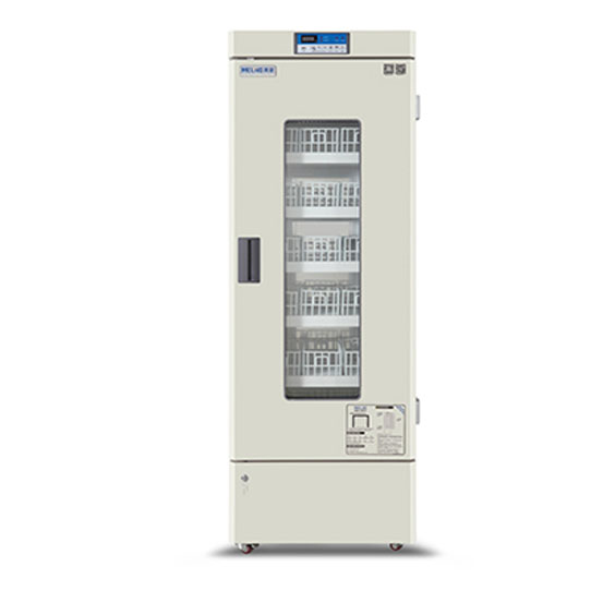 4℃ High Performance Blood Bank Refrigerator XC-268L